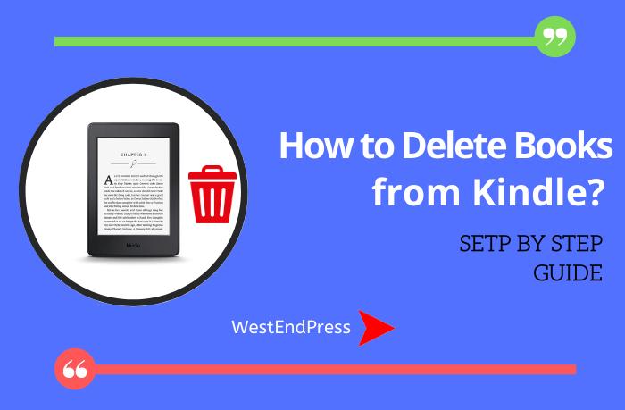Làm thế nào để xóa sách khỏi Kindle?