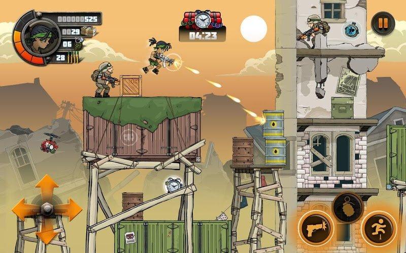 Metal Soldiers 2 MOD APK IOS