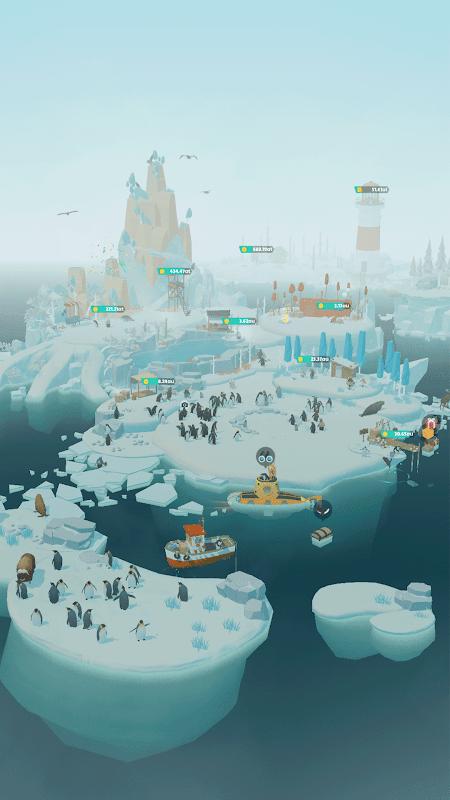 Penguin Isle MOD Free Mua sam