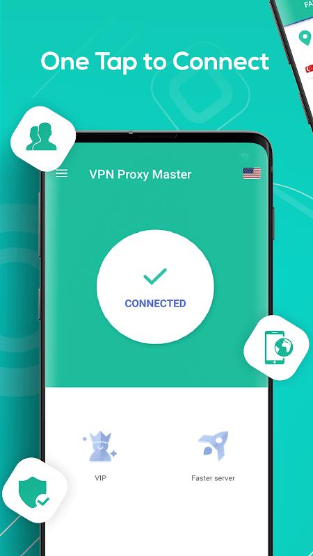 Snap Master VPN MOD VIP Mo khoa