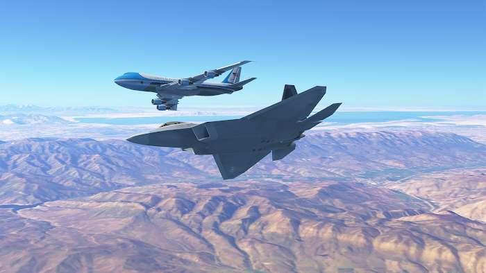 Vo han Flight – Flight Simulator MOD Mo khoa All