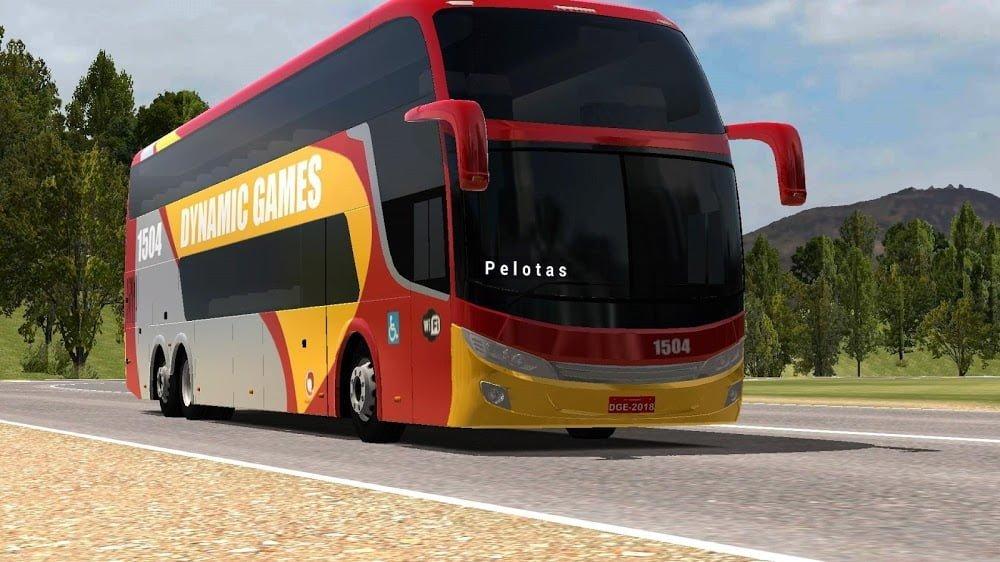 World Bus Driving Simulator MOD Vo han
