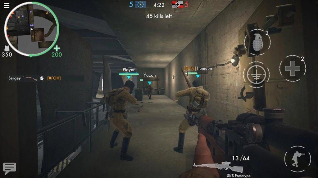 Hướng dẫn các anh hùng trong Thế chiến