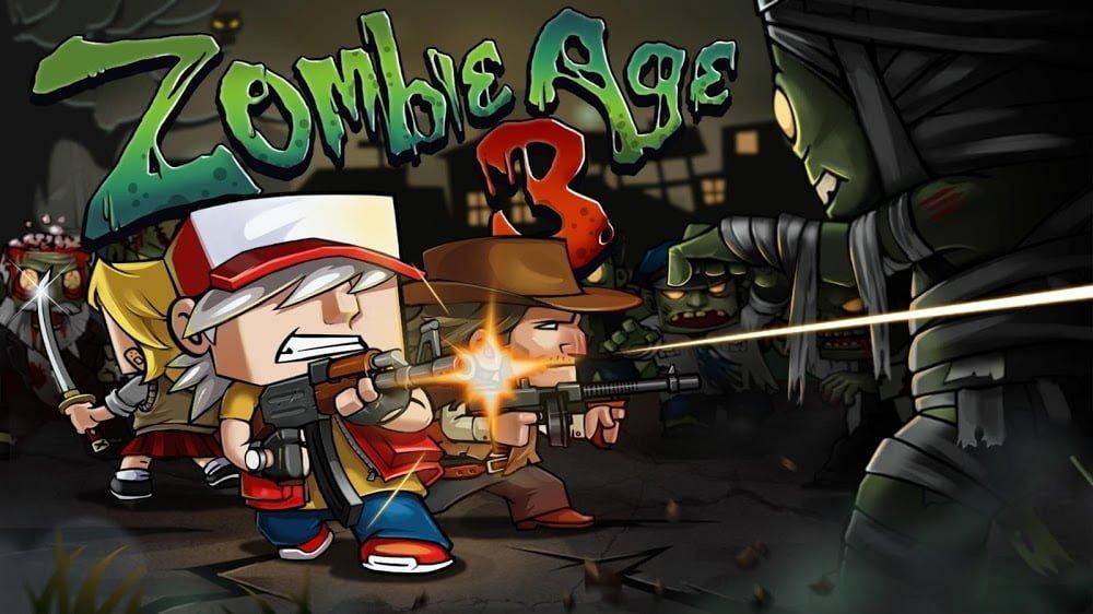 Zombie Age 3 MOD APK IOSDan