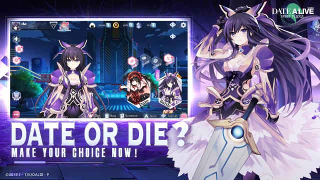 Share 2813 Gift Code Date A Live Spirit Pledge