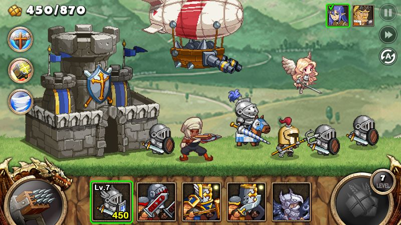 1598893804 100 Kingdom Wars MOD APK IOS