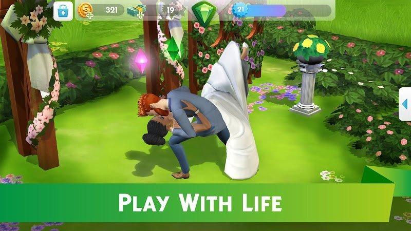 1598953204 35 The Sims Mobile MOD Apk IosSimoleons