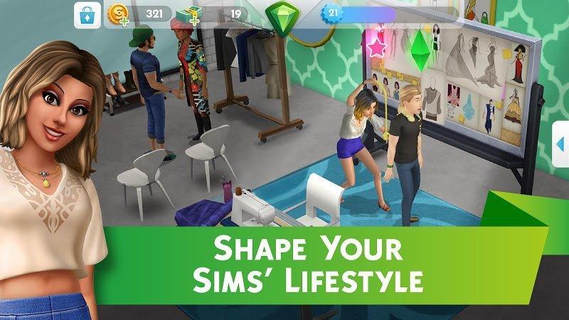 1598953204 396 The Sims Mobile MOD Apk IosSimoleons