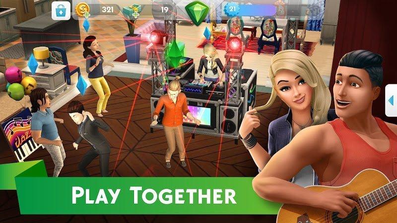 1598953204 718 The Sims Mobile MOD Apk IosSimoleons