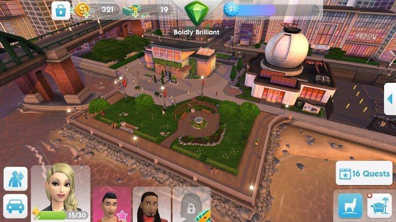 1598953204 77 The Sims Mobile MOD Apk IosSimoleons