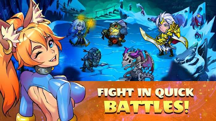 1598996404 610 Mighty Party Legends of Battle Heroes MOD One HitGod Mode