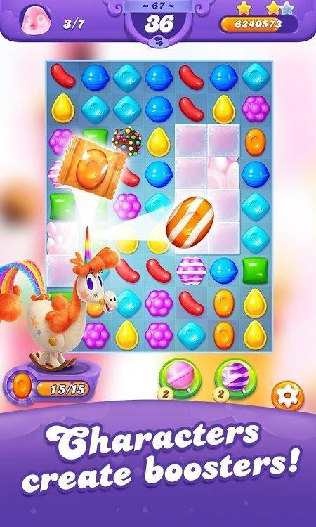 1599039606 105 Candy Crush Friends Saga MOD Vo han LivesMoves