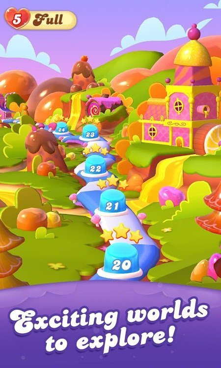 1599039606 915 Candy Crush Friends Saga MOD Vo han LivesMoves