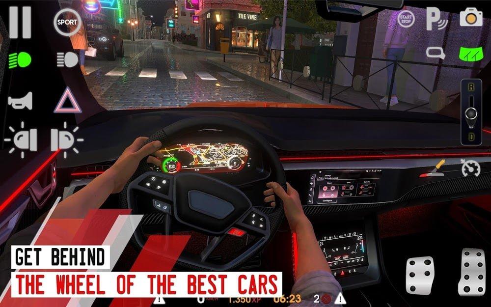 1599096006 268 Driving School Sim MOD APK IOS