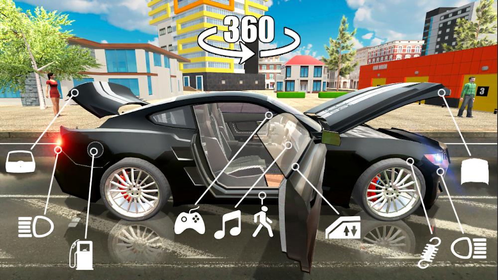 1599153011 175 Car Simulator 2 MOD APK IOSFuel