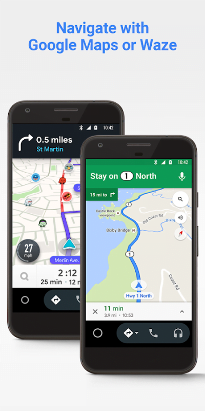 1599157806 757 Android Auto – Google Maps Media Messaging