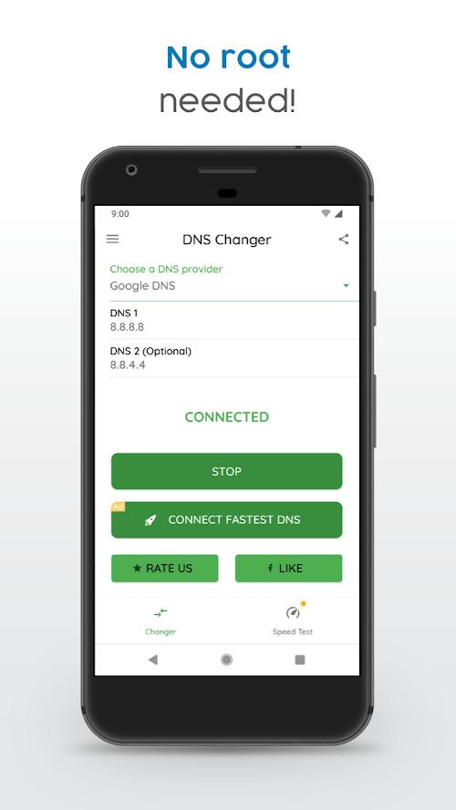 1599163205 981 DNS Changer MOD Pro Mo khoa