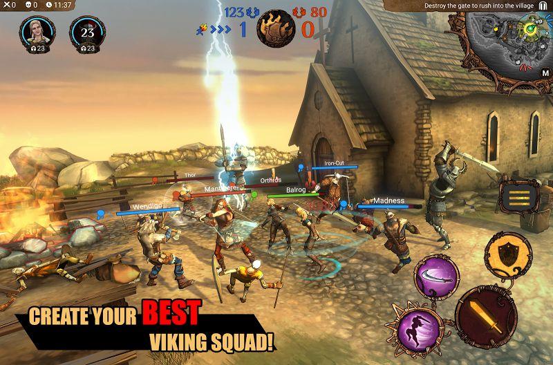 1599171609 585 I Viking MOD Free Skill