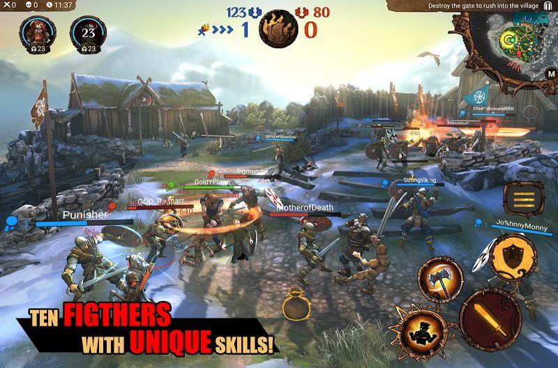 1599171610 426 I Viking MOD Free Skill