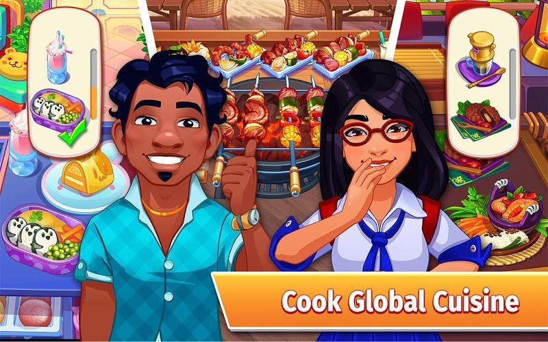 1599266404 9 Cooking Craze MOD APK IOS