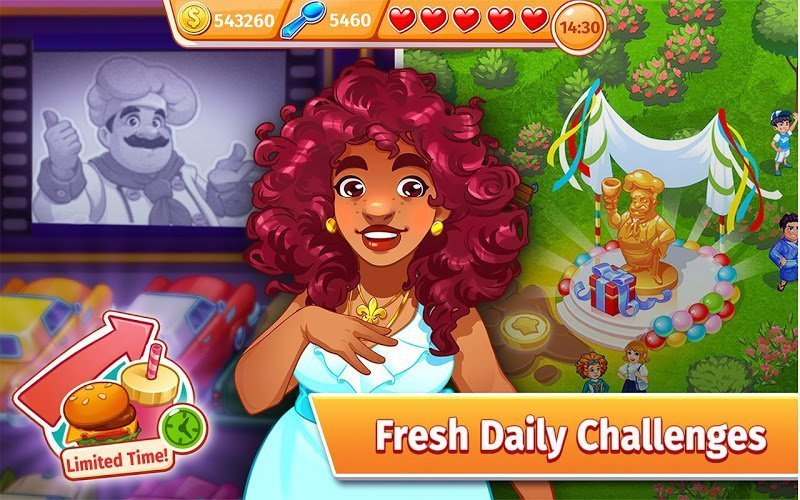 1599266405 346 Cooking Craze MOD APK IOS