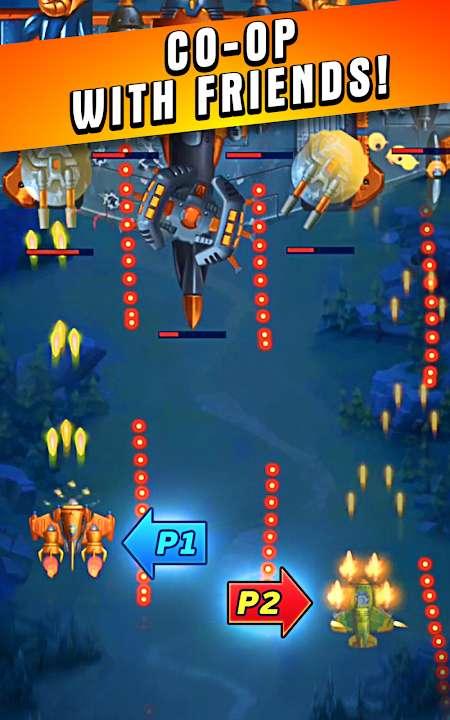 1599268803 701 HAWK – Force of an Arcade MOD High DamageHP