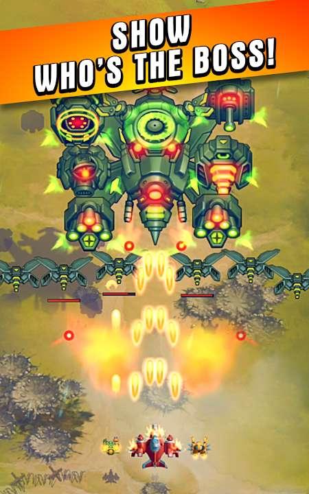 1599268804 455 HAWK – Force of an Arcade MOD High DamageHP