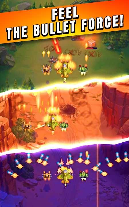 1599268804 774 HAWK – Force of an Arcade MOD High DamageHP