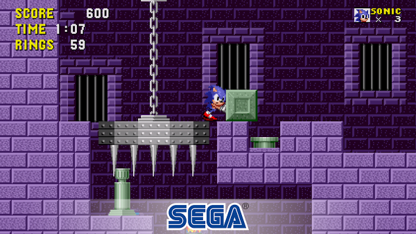 1599420005 590 Sonic the Hedgehog Classic MOD Mo khoa