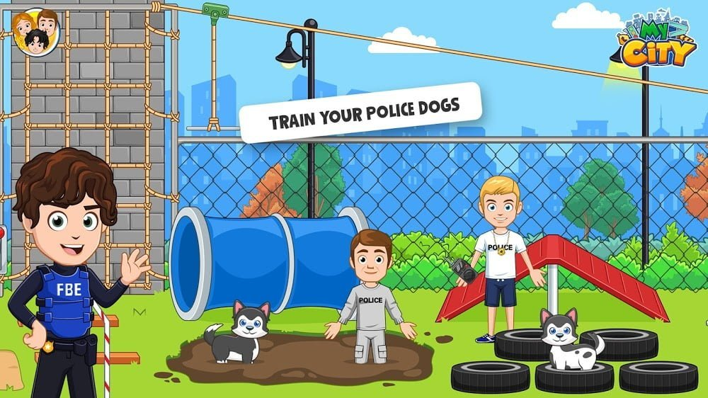 1599479405 151 My City Cops and Robbers