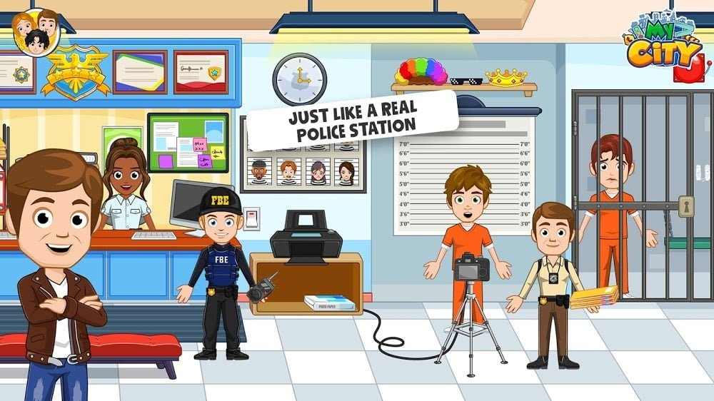1599479405 780 My City Cops and Robbers