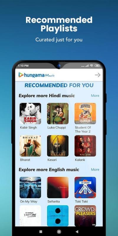 1599519605 164 Hungama Music MOD Pro Dang ky