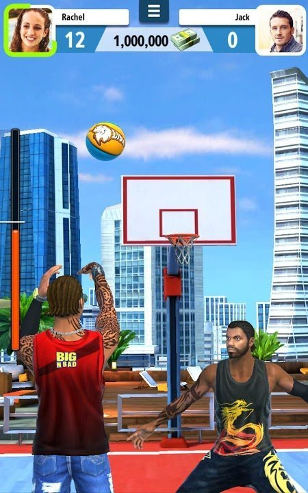 1599720304 258 Basketball Stars MOD Easy Perfect Shot
