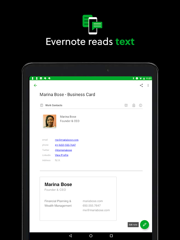 1599732605 809 Evernote MOD Premium Mo khoa