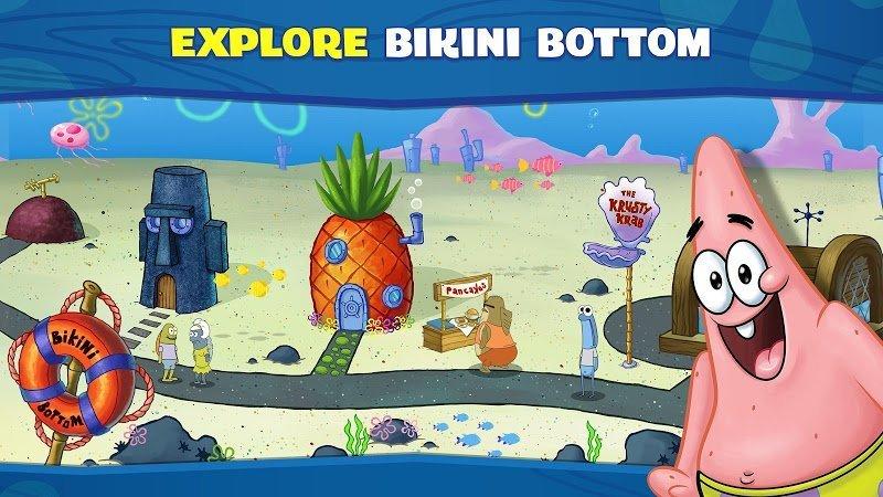 1599800104 665 SpongeBob Krusty Cook Off MOD APK IOSTien xu