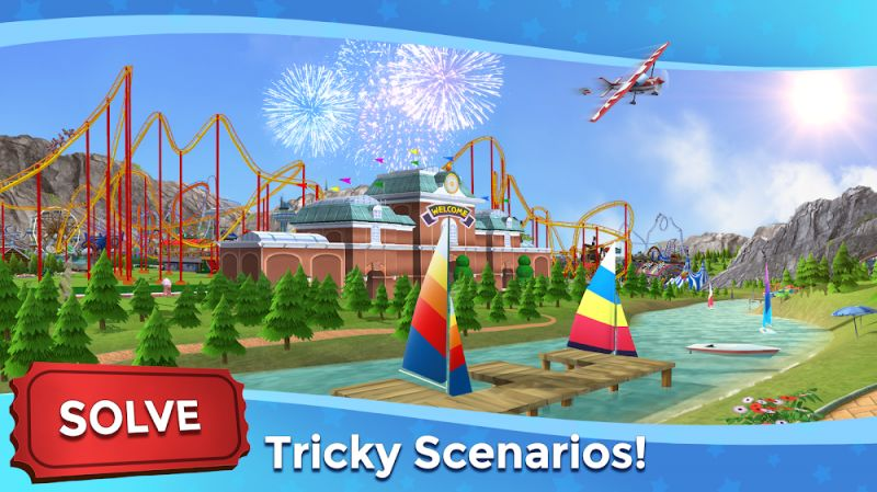 1599802204 216 RollerCoaster Tycoon Touch MOD Vo han Currency