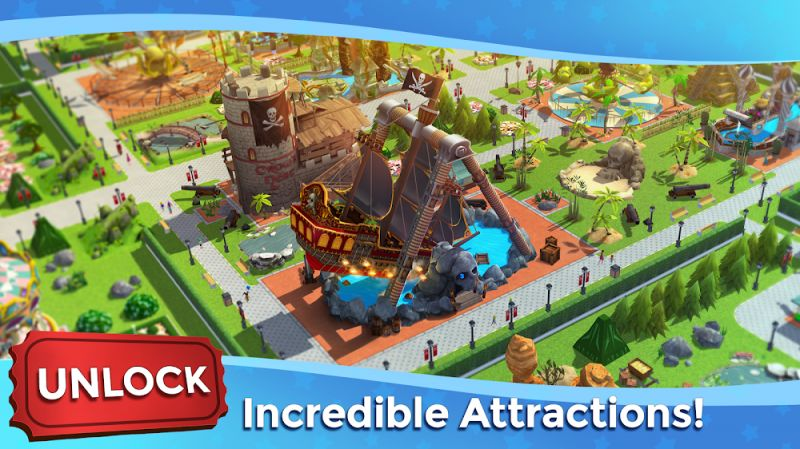 1599802204 737 RollerCoaster Tycoon Touch MOD Vo han Currency