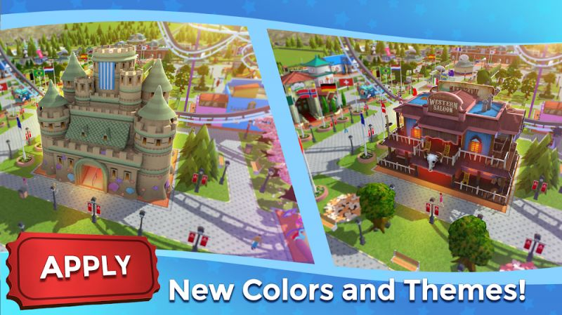 1599802204 859 RollerCoaster Tycoon Touch MOD Vo han Currency
