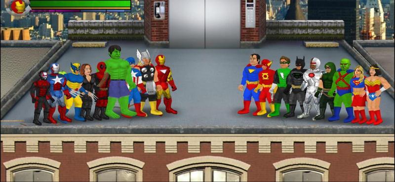 1599935704 896 Super City Superhero Sim MOD Mo khoa