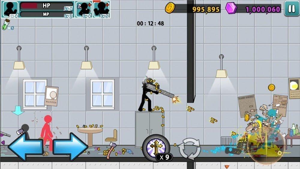 1600044904 442 Anger of Stick 5 MOD APK IOS