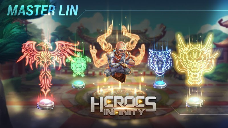 1600091704 327 Heroes Infinity MOD Vo han GoldKim cuong