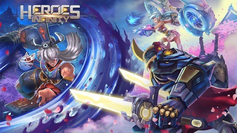 1600091705 929 Heroes Infinity MOD Vo han GoldKim cuong
