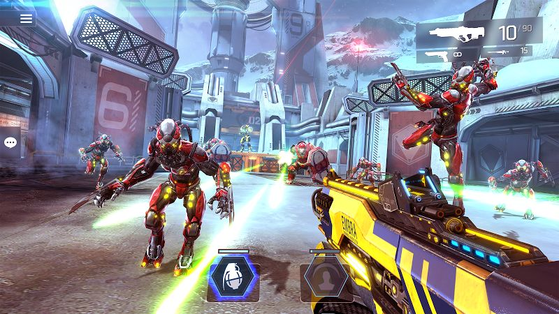1600194904 522 Shadowgun Legends MOD Dumb bots