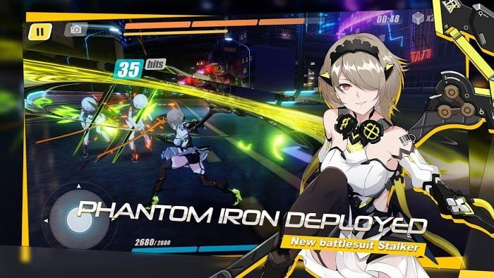 1600231204 64 Honkai Impact 3 MOD Skill No CD