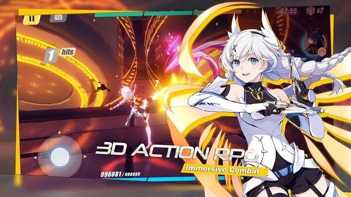 1600231204 949 Honkai Impact 3 MOD Skill No CD