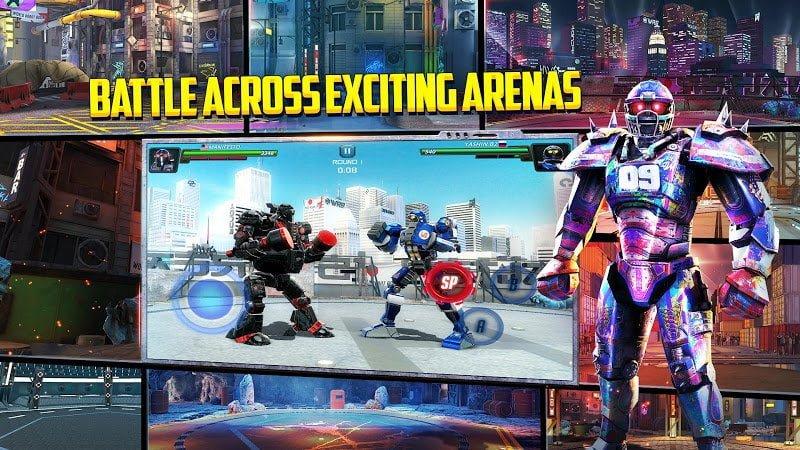 1600248604 756 World Robot Boxing 2 MOD Vo han Strength