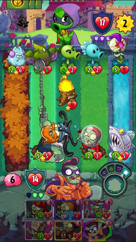 1600545004 160 Plants vs Zombies Heroes MOD HeartSun