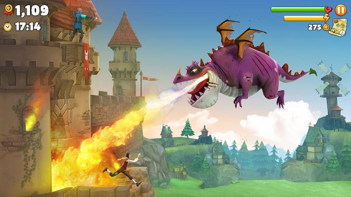 1600716603 436 Hungry Dragon MOD APK IOS