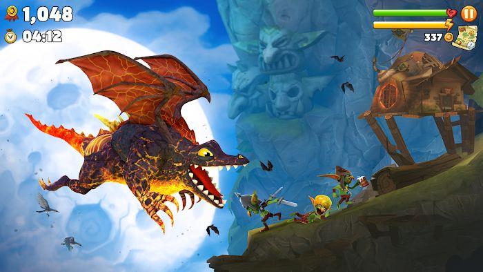 1600716603 733 Hungry Dragon MOD APK IOS