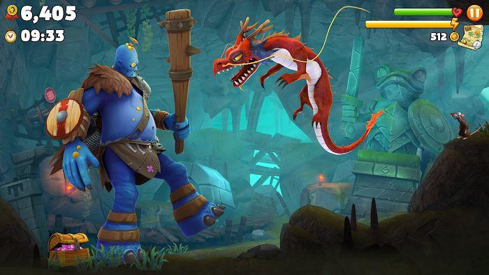 1600716603 775 Hungry Dragon MOD APK IOS